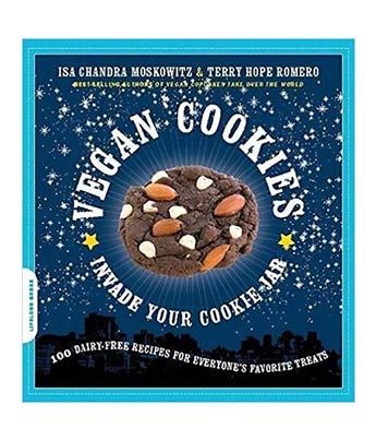 Vegan Cookies Invade Your Cookie Jar Vegan Cookbook