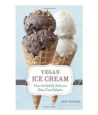 Vegan Ice Cream Cookbook