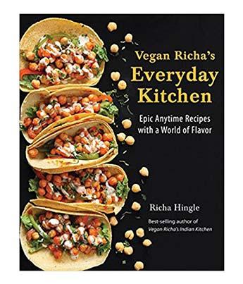 Vegan Richa's Everyday Kitchen Vegan Cookbook