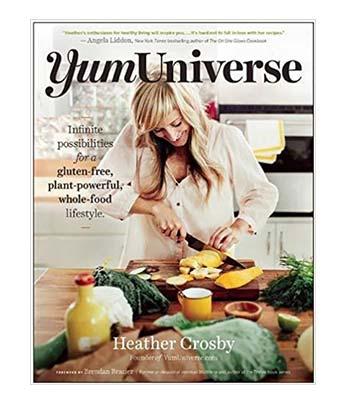 Yum Universe Vegan Cookbook