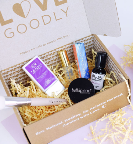 My First LOVE GOODLY Cruelty-free Lifestyle Box! + Coupon Code