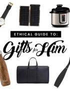 Ethical Gift Guide for Her