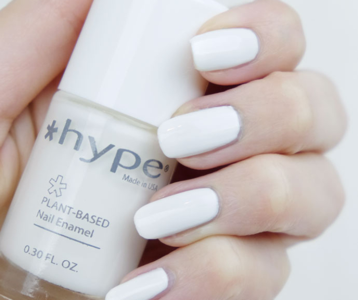 Snow by *hype Nails | Vegan Mani Monday