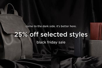 Matt & Nat Black Friday Sale