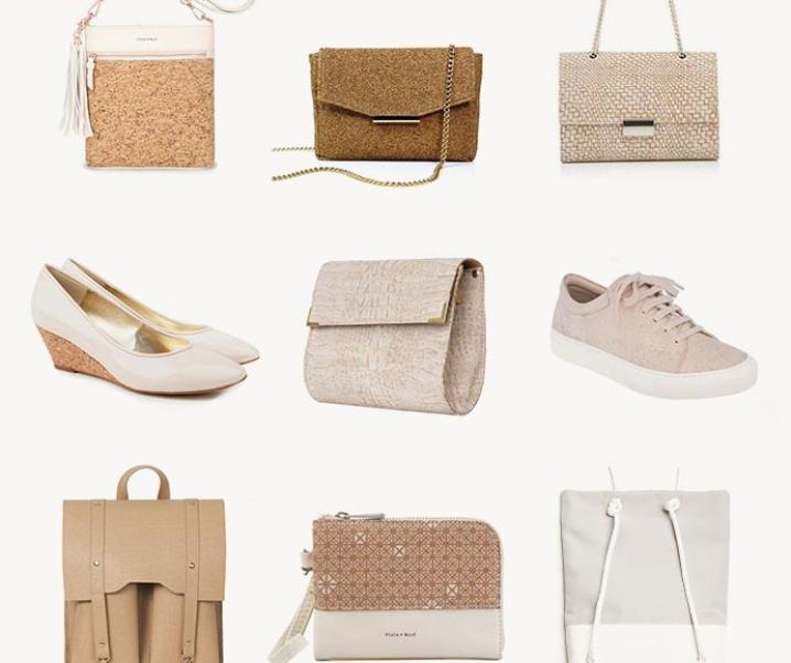 Vegan Leather: Cork