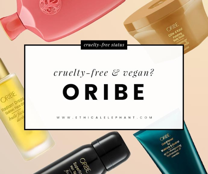 ORIBE's Animal Testing Statement and Vegan Product List