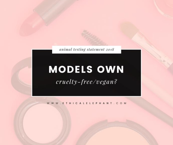 Is Models Own Cruelty-free?