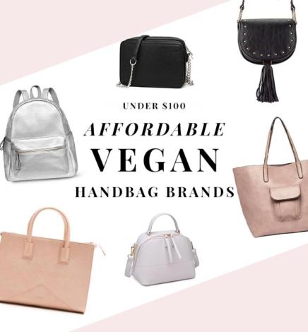 Affordable Vegan Handbag Brands – Under $100
