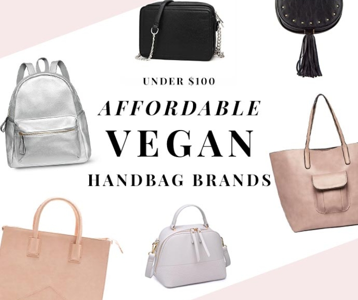 Affordable Vegan Handbag Brands – Under $100