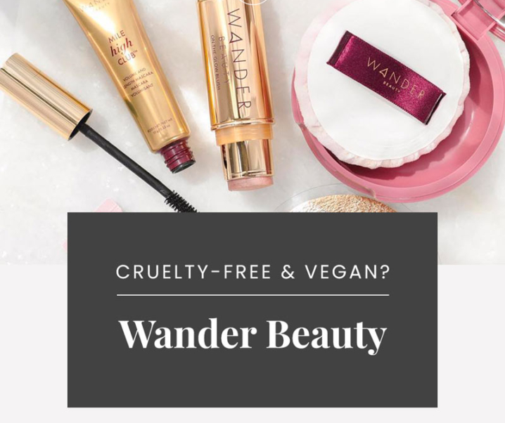 Is Wander Beauty Cruelty-Free? | Wander Vegan Product List