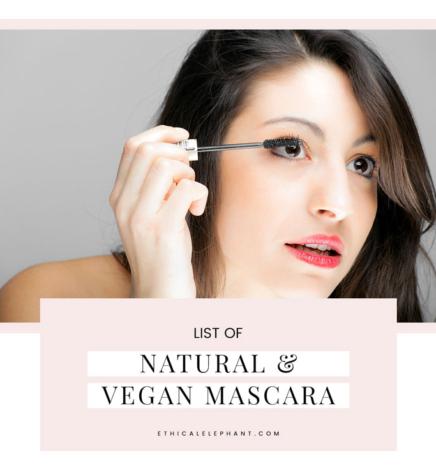 The Best Natural, Organic, Vegan Mascaras