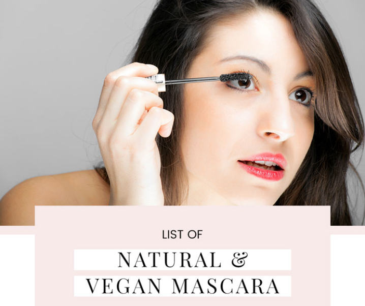 The Best Natural, Organic, Vegan Mascaras
