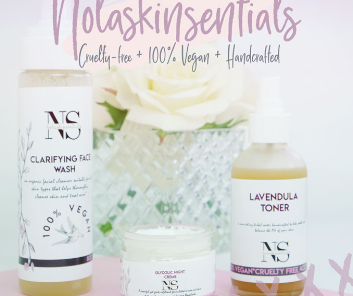 I'm Saying #ByeByeAcne, Thanks to Nolaskinsentials' Skincare!