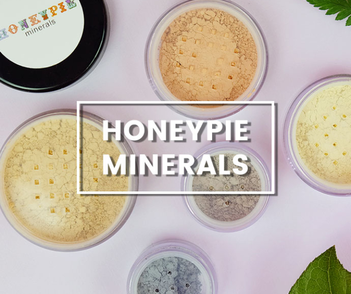 Honeypie Minerals Review – 100% Natural Mineral Makeup