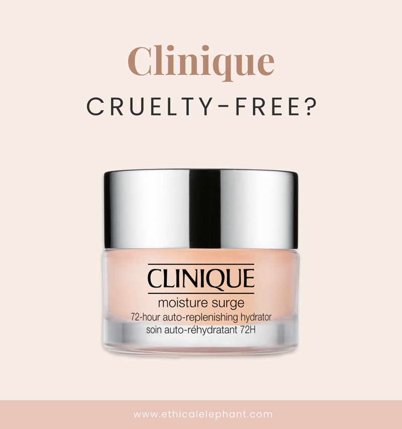 Is Clinique Cruelty-Free?