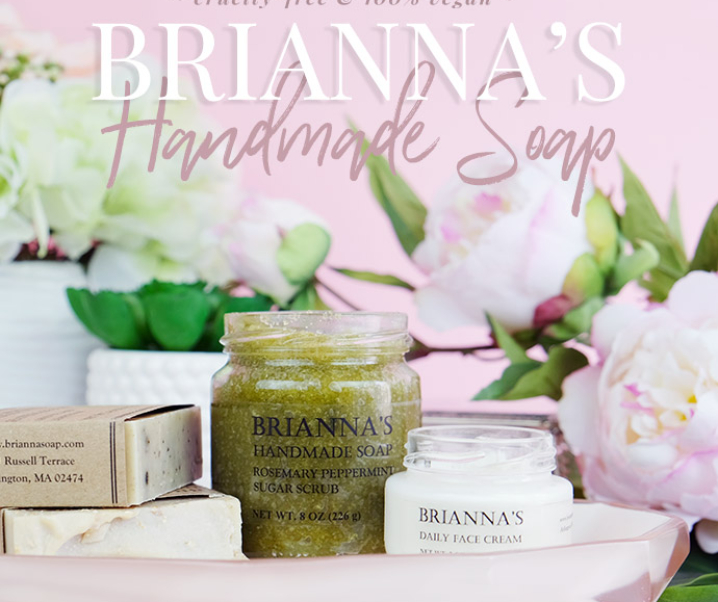 Brianna's Handmade Soap Review   Cruelty-Free & Vegan