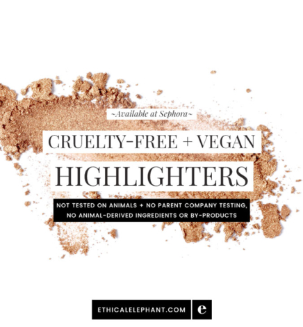 Cruelty-Free & Vegan Highlighters at Sephora