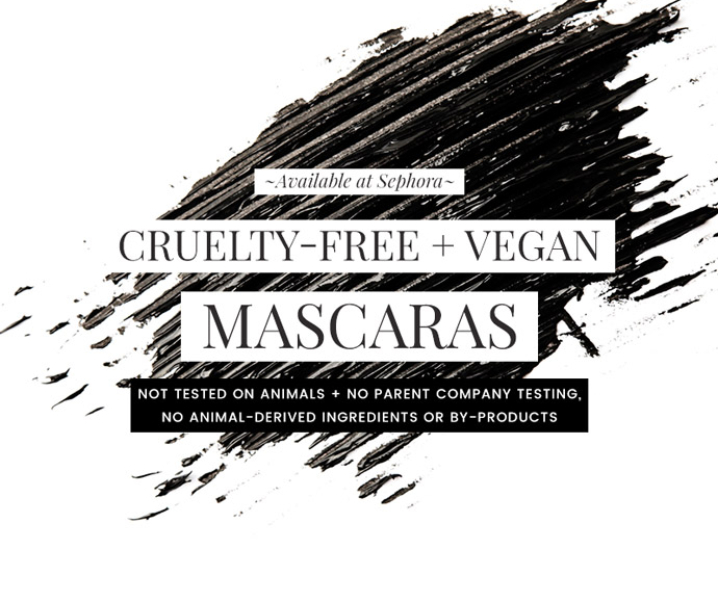 Cruelty-Free & Vegan Mascara at Sephora