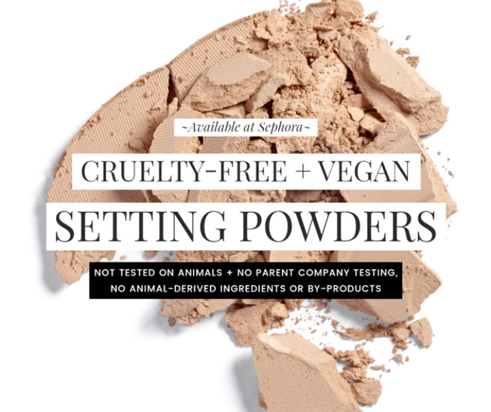 Cruelty-Free & Vegan Setting Powders at Sephora