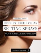 Cruelty-Free & Vegan Lipsticks at Sephora