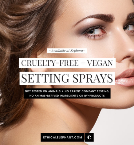 Cruelty-Free & Vegan Setting Sprays at Sephora
