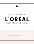 Why Estée Lauder is NOT a Cruelty-Free Corporation!