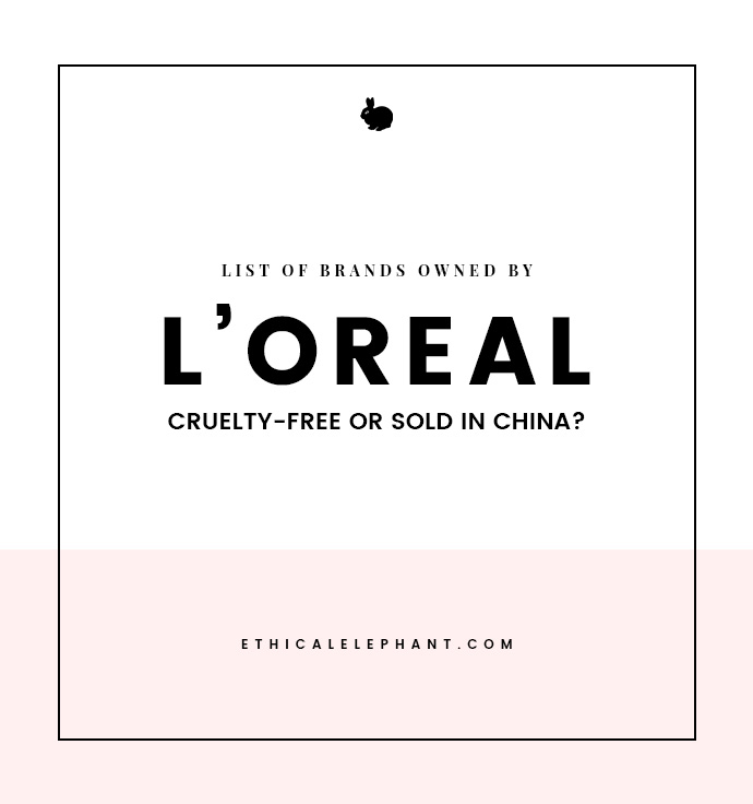 Is L'Oreal Corporation Cruelty-Free?