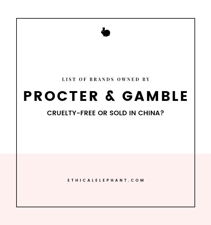 Is P&G Cruelty-Free?