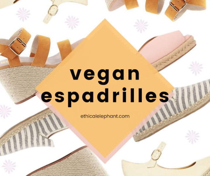 9 Must Have Vegan Espadrilles for Summer