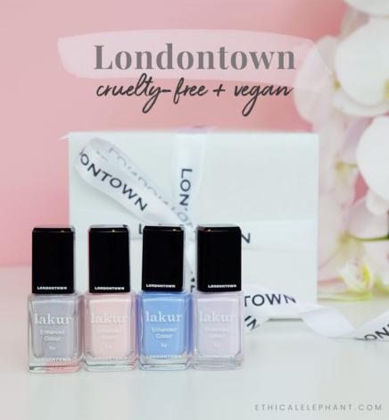 My Nails are So Long, Thanks to Londontown's Vegan Nail Polish!