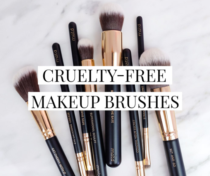 The Best Cruelty-Free + Vegan Makeup Brushes ft. MOTD Cosmetics