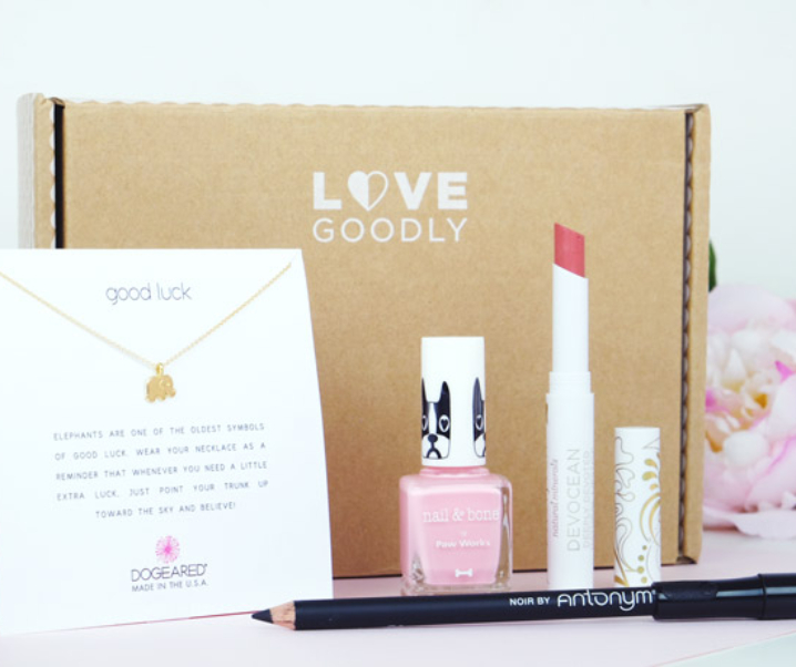 LOVE GOODLY Cruelty-Free & Vegan Box – June/July + Coupon Code