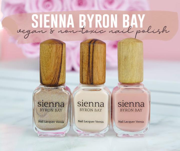 Non-Toxic Vegan Nail Polish – Sienna Byron Bay