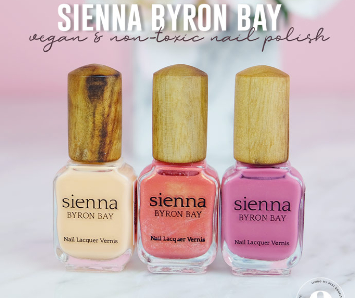 Cleanest Nail Polish On the Market – Sienna Byron Bay