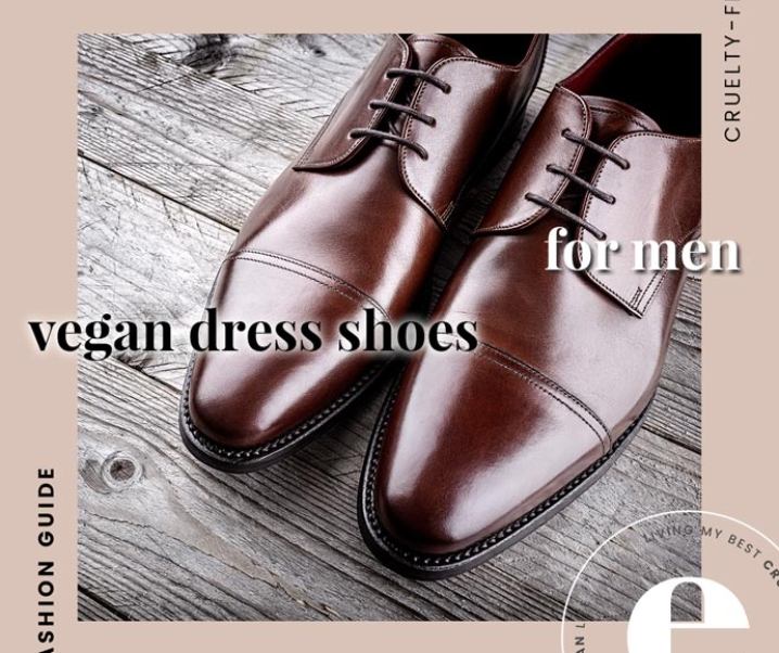 10+ Ethical & Vegan Dress Shoes for Men
