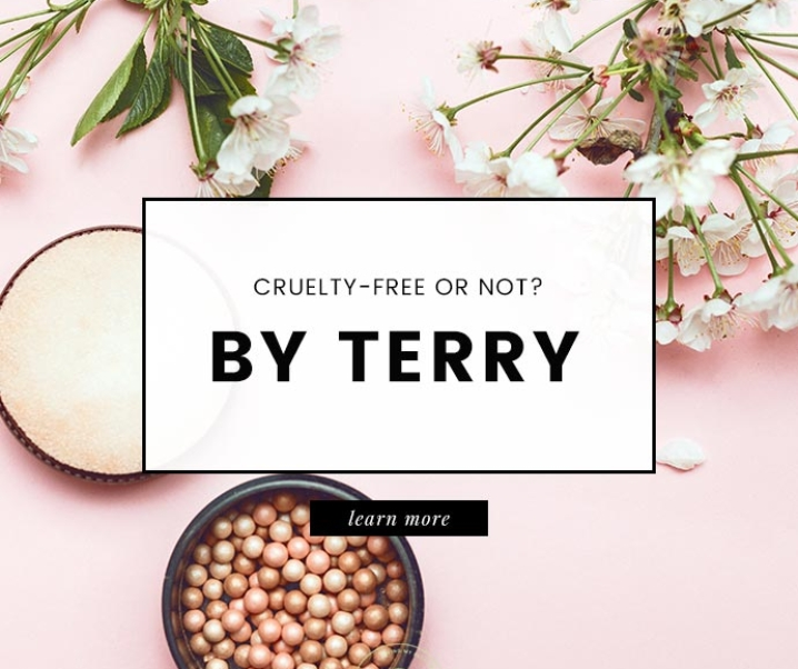 Is By Terry Cruelty-Free? By Terry's Animal Testing Policy
