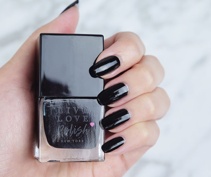 The Best Cruelty-Free and Vegan BLACK Nail Polish I've Ever Tried!