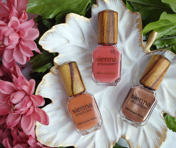 I've FALLin in Love with These Autumn Inspired Nail Polish Colors – Sienna Byron Bay