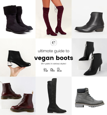 65+ Pairs of Vegan Boots – The BEYOND Ultimate Shopping Guide