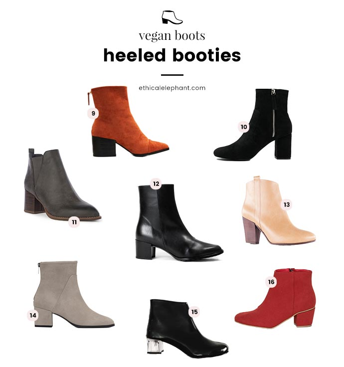 Ultimate Shopping Guide to Vegan Boots