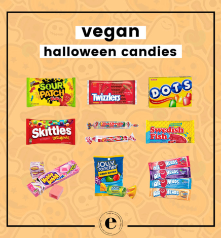 List of Vegan Halloween Candy Options