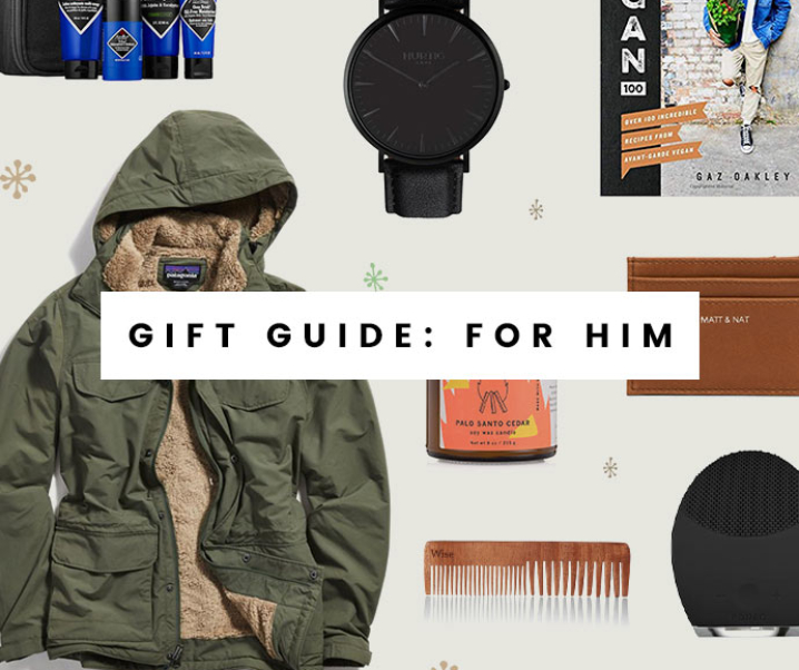 Vegan & Ethical Gift Ideas for Him