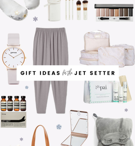 Vegan Gift Ideas for the Jet Setter