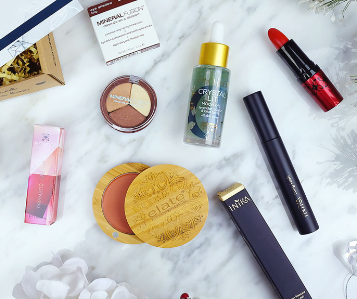 Light it Up with Vegan Cuts Winter Makeup Box