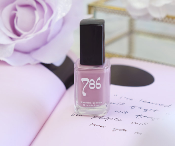 786 Cosmetics – Kashmir Nail Polish Review (Cruelty-Free, Vegan, Halal)