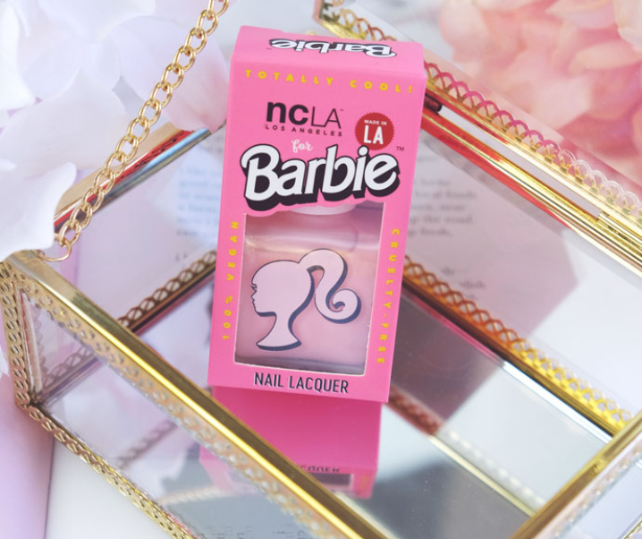 Pastel Dreams – NCLA x Barbie Nail Polish Review