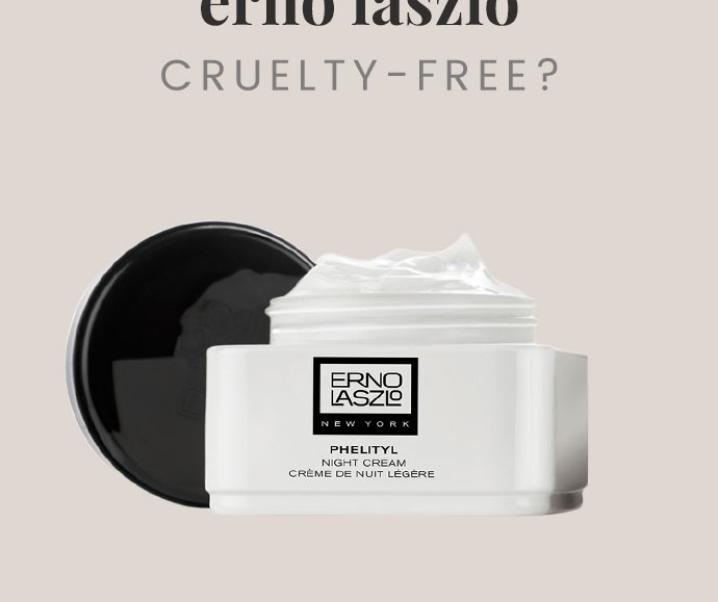 Is Erno Laszlo Cruelty-Free? | Erno Laszlo Animal Testing Policy