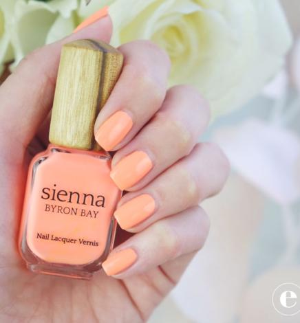 Sienna Byron Bay – Joy – Non-toxic & Vegan Nail Polish Review