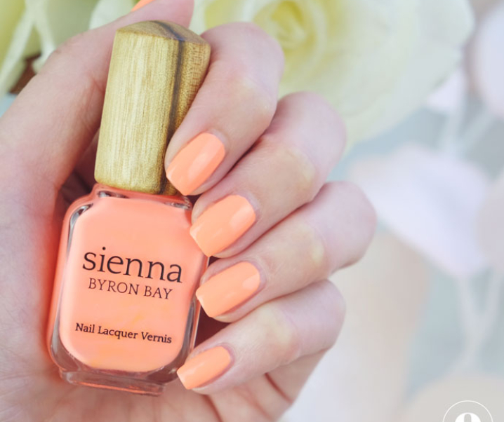 Sienna Byron Bay – Joy – Non-toxic & Vegan Nail Polish Review