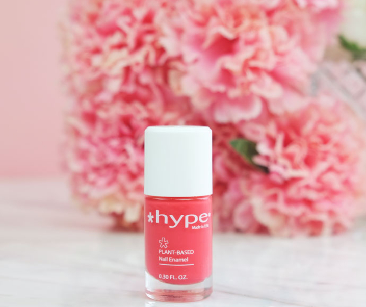 Raspberry – Hype Nail Polish Review – Cruelty-Free & Vegan